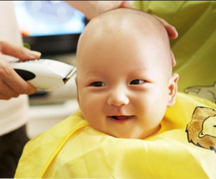 Baby Haircut Knowledge 婴儿理发常识