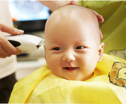 Baby Haircut Knowledge 婴儿理发常识