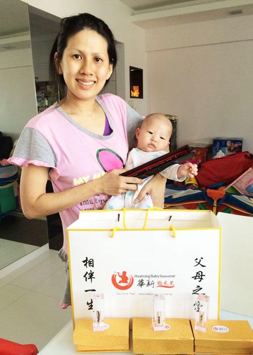 singapore baby hair brush review